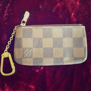 Authentic Louis Vuitton mini pouch